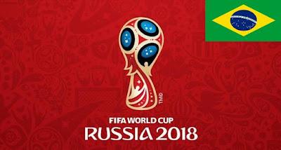 Senarai Penuh Pemain Brazil Piala Dunia 2018