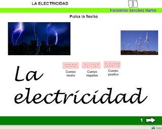 Resultado de imagen de la electricidad florentino sanchez