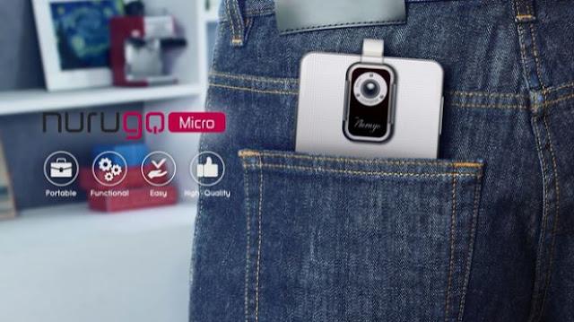 Trasforma la fotocamera dello smartphone in un microscopio | Video HTNovo