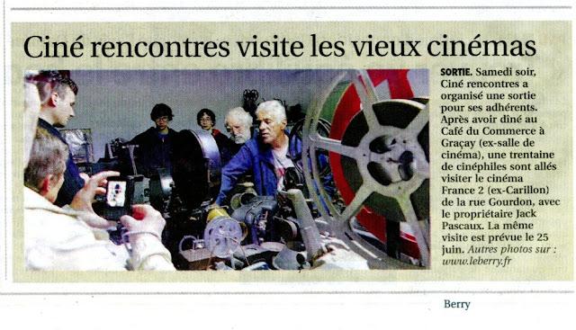 Cine rencontres vierzon