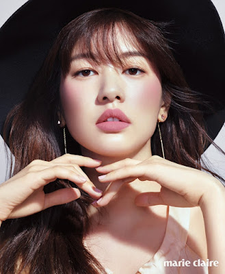 Jung So Min - Marie Claire April 2016