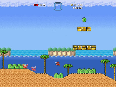 Super Mario Game For PC
