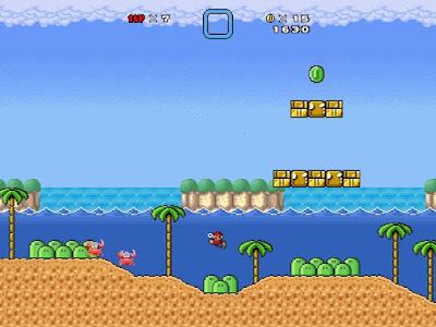 Super Mario Game For PC