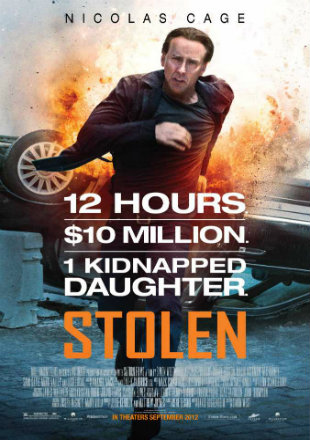 Stolen 2012 BluRay 700MB Hindi Dual Audio 720p Watch Online Full Movie Download bolly4u