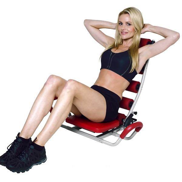 Máy tập bụng hay ghế cong hiệu quả hơn?