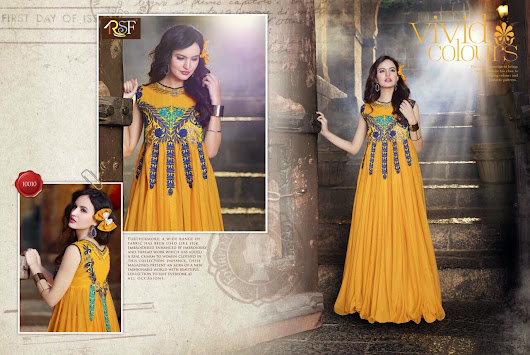 RSF GOWNS - SALE PRICE- 1550