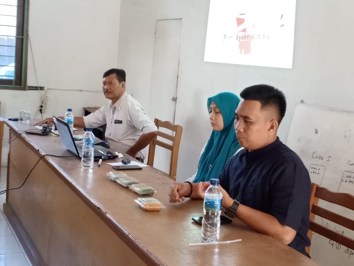 Guru Dan Kasek Di Hinai Ikuti Seminar Deteksi Co