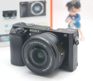 Jual Sony Alpha A6000 - Mirrorless