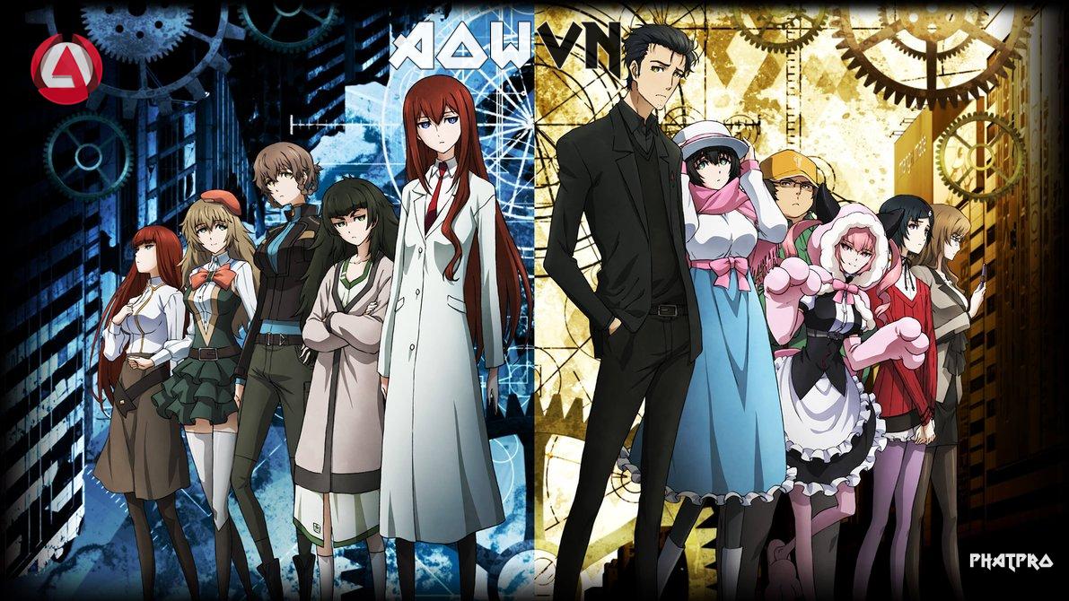 Stein%2B %2BPhatpro - [ Anime 3gp Mp4 ] Steins;Gate O SS2 | Vietsub - Du Hành Thời Gian - Viễn Tưởng Cực Hay