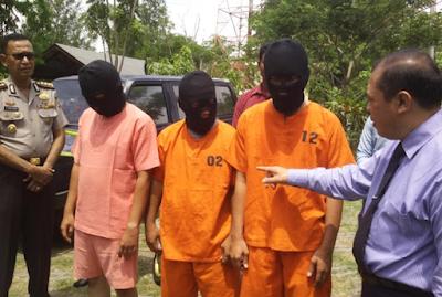 Ditolak Jadi Pacar, Pemuda Aceh Ini Ajak 3 Temannya Perkosa Siswi SMP