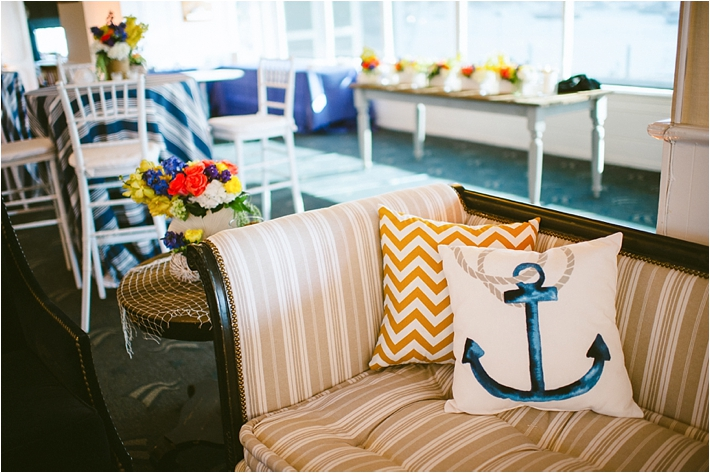 Bermuda/Nautical-Inspired Wedding | Photo by: Sargeant Creative