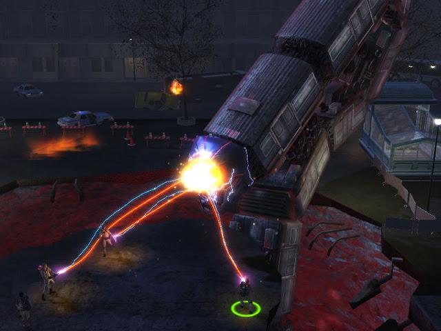 تحميل لعبة مطاردة الأشباح Ghostbusters برابط مباشر على الكمبيوتر