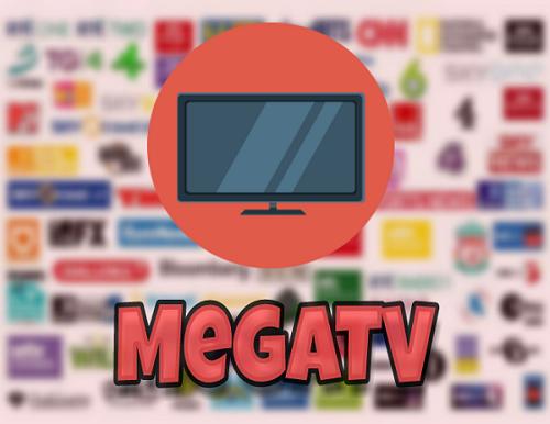 APP - MegaTV HD v1.0.0 Apk [Tv online]