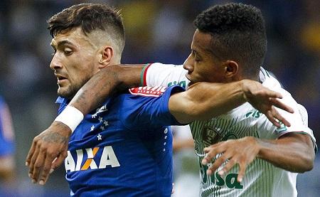 Assistir Cruzeiro x Palmeiras AO VIVO 26/07/2017