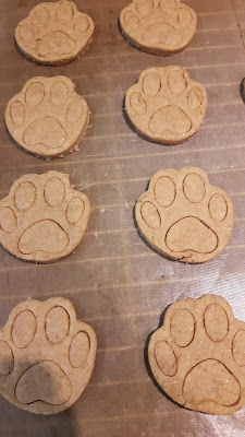 leckere Hundekekse backen
