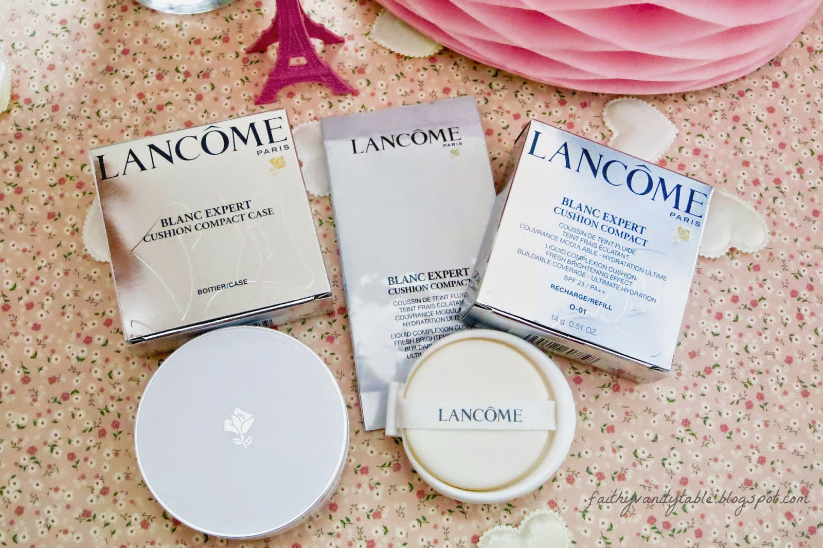 Review of Lancome Blanc Expert Cushion UV
