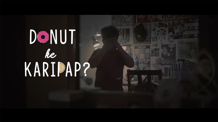 Donut ke Karipap? Petronas Raya 2017