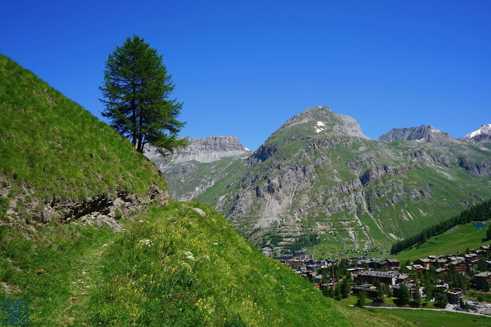 Le Chameau Bleu - Blog Voyage Val d'Isère - Val d'Isère en été - Randonnée Trail en Savoie