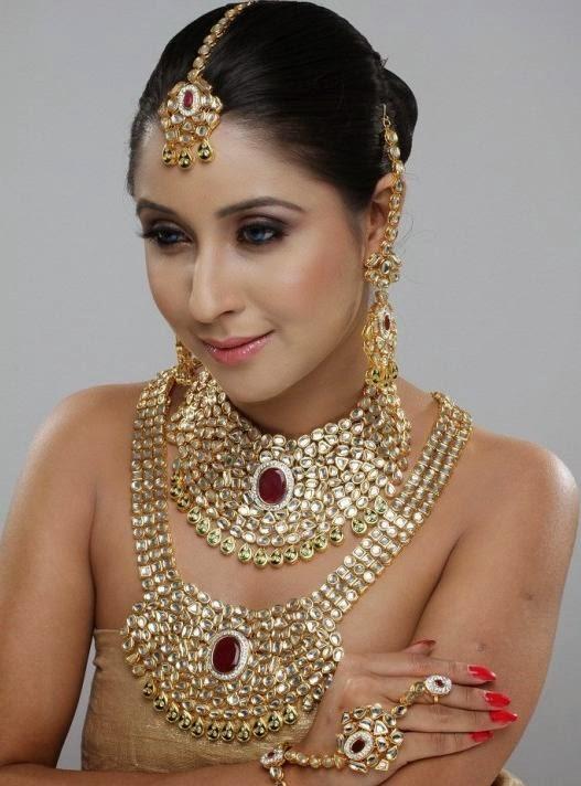 Girly Fashion Accessories Raani Haar