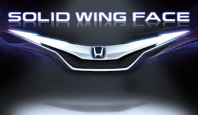 Solid Wing Face Honda
