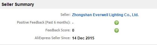 Чи варто купувати на Aliexpress у продавців без рейтингу  c3093feaf5008