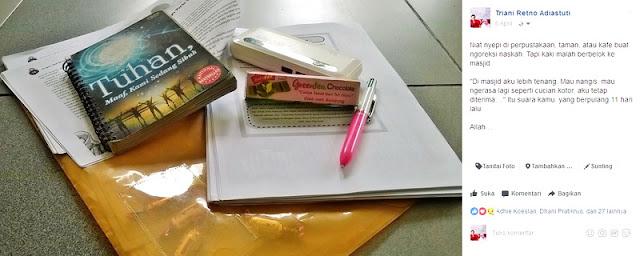 Proses Kreatif menulis