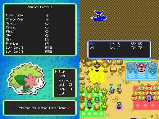 complete roms pokemon mystery dungeon