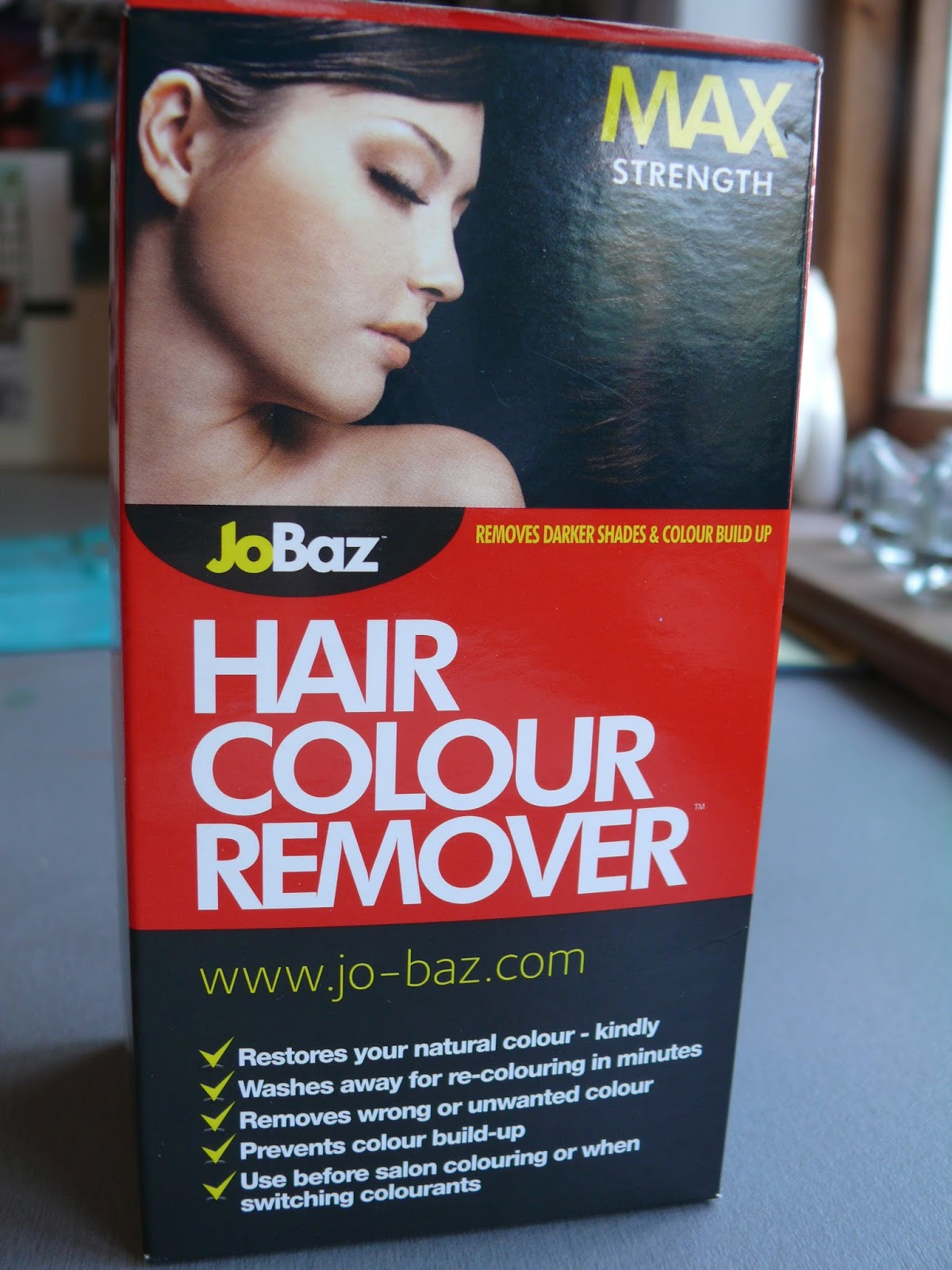 Colour B4 Review And How To Get Rid Of The Smell Theres A Better