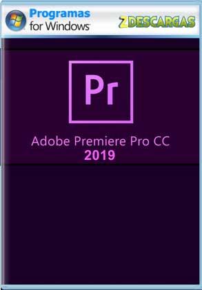 Adobe Premiere Pro CC 2019 Full Español (MEGA y Google Drive)