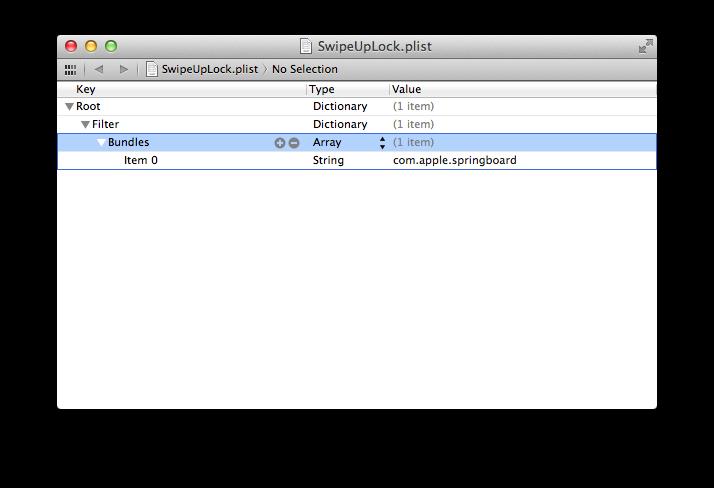Multiple Bundles in one Tweak | Development on Jailbroken iOS