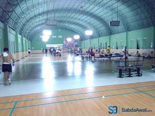Gor Badminton Yafurni Medan