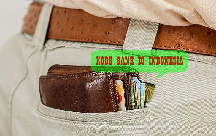 Daftar Kode Bank BCA, MEGA, BRI, BNI, Mandiri, BTN,NISP, BII, CIMB Dan Contoh Cara Menggunakanya