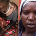 WHAT A WICKED BEING!! See How Woman dumps her newborn baby in a pit latrine just moments after she had the child, REASON WILL SHOCKS YOU (Photos)