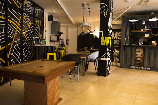 Junction Hostel - Affordable Staycation with an Unsual Quirky Vibe