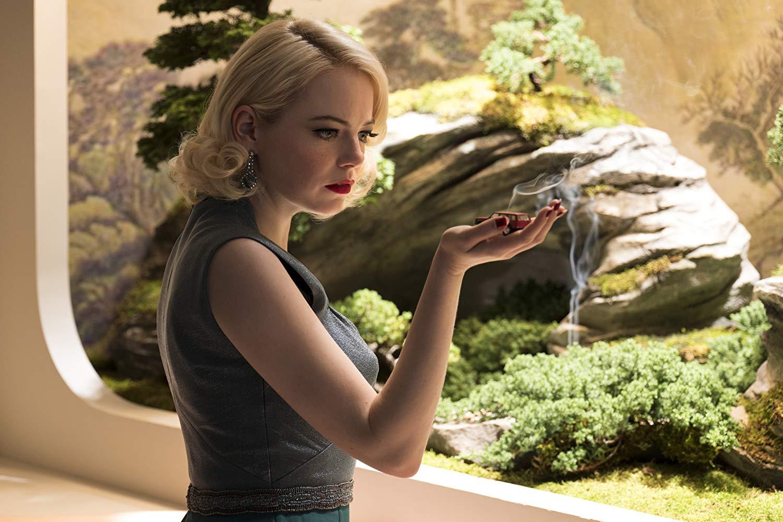 Emma Stone en Maniac de Netflix