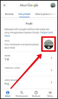 Cara Ganti Foto Profil Channel YouTube di HP Android Terbaru 2019 7