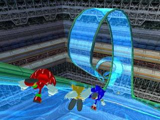 Sonic Heroes (PS2) 2004
