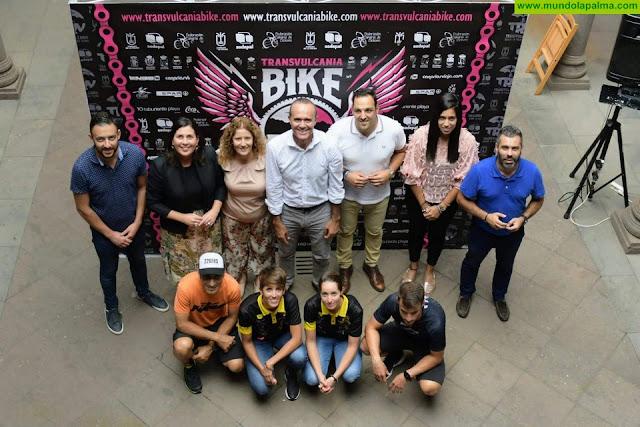 La Transvulcania Bike 2019 arranca con su presentación oficial