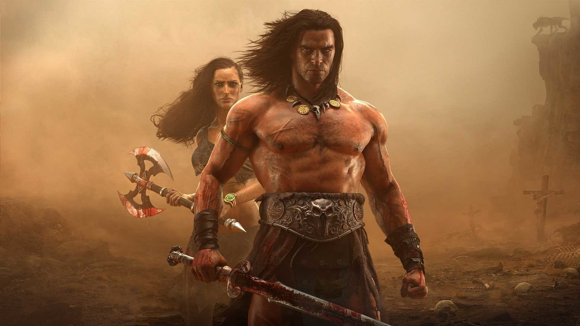 Save Conan Exiles Hd Wallpapers 1920x1080 Read Games