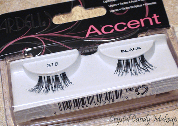 Commande Madame Madeline (Faux-cils) - Falsies - Ardell 318 Accent Black
