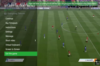 Gloud Games V2.3.9 PS4 Emulator Apk FIFA 17 High Graphics Download
