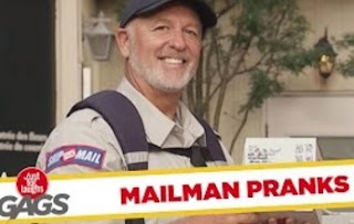 Funny Video – Day In The Life Of A MAILMAN – Best Of Just For Laughs Gags