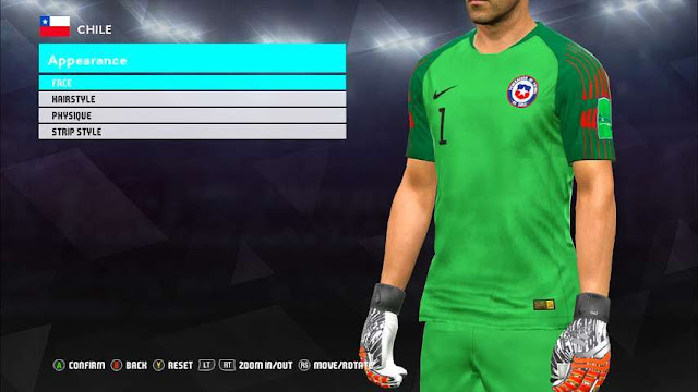 World Cup 2018 + Nationals Kitpack PES 2017