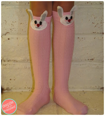 http://dazzlewhilefrazzled.com/girls-knee-high-socks-easter/