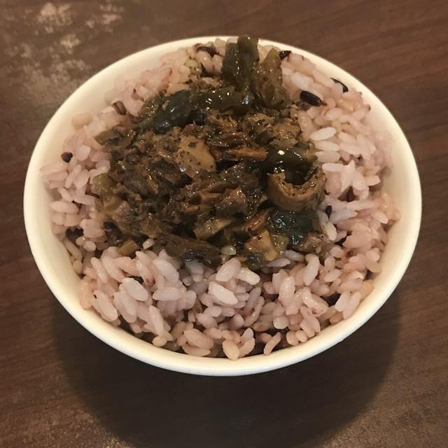喜悅健康廚房素燥飯