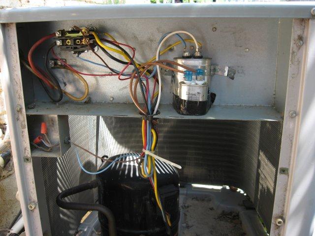 Scientilosopher's Domain: Compressor Fan on
