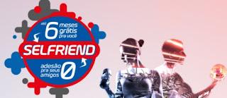 Promoção Selfriend Selfit Academias 2017