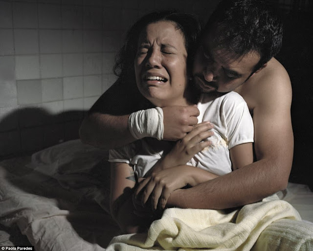 Sadis! Para Pasien di Klinik ini Disembuhkan dengan Cara Diperkosa