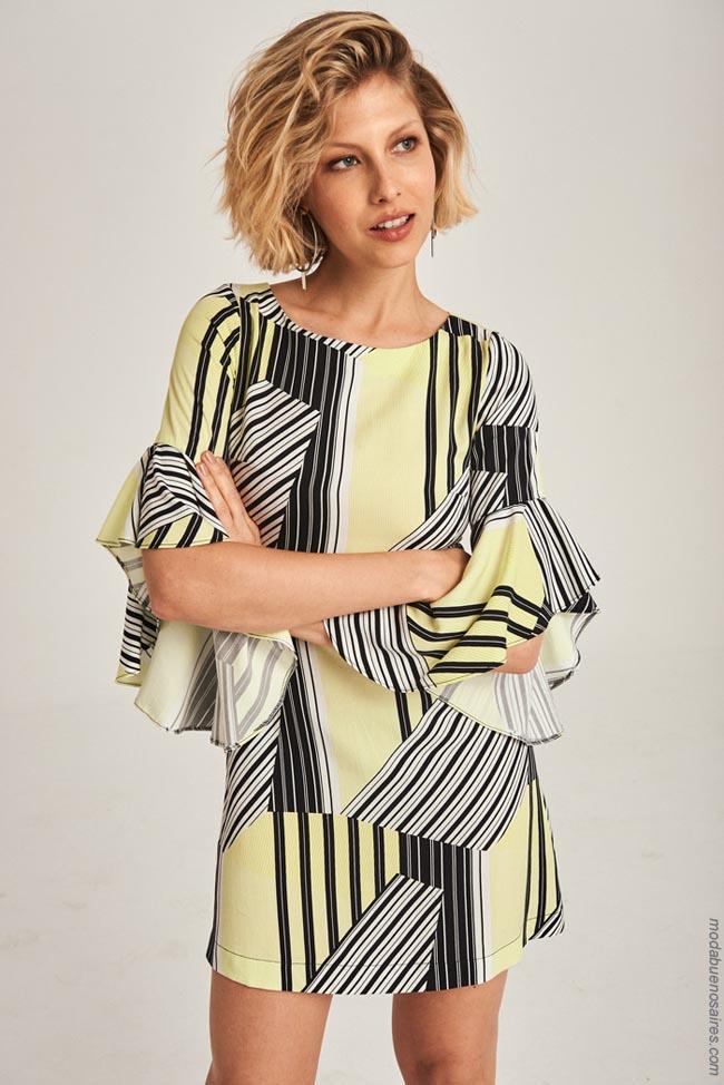 Vestidos de moda 2019.│Moda 2019.