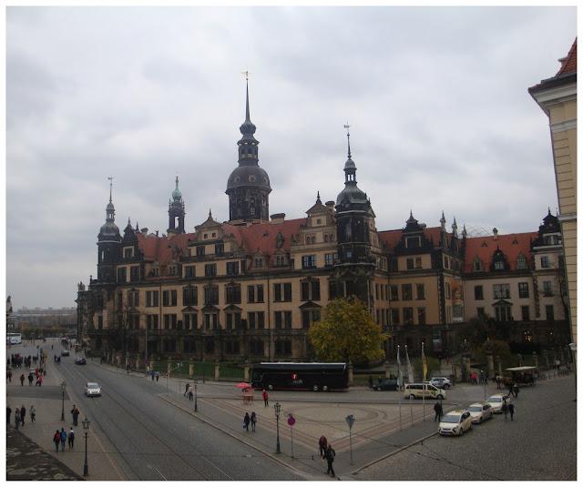 Residenzschloss em Dresden, Alemanha